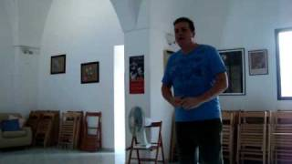 "VOICE LESSONS for BEGINNERS ""Vocalizio"" - Andy Thompson (Australia) Bel Canto School"