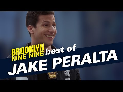 Best Of Jake Peralta | Brooklyn Nine-Nine