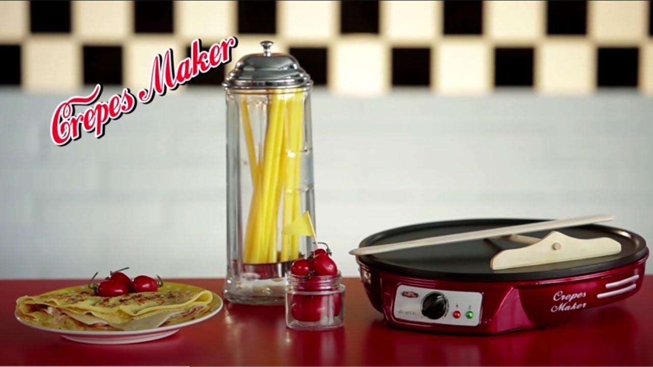 Ariete Macchina per crepes Crepiera elettrica Crepes Maker Party Time 183