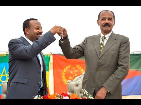 إثيوبيا تعين أول سفير لها في إريتريا بعد 20 عاما من القطيعة  - نشر قبل 3 ساعة