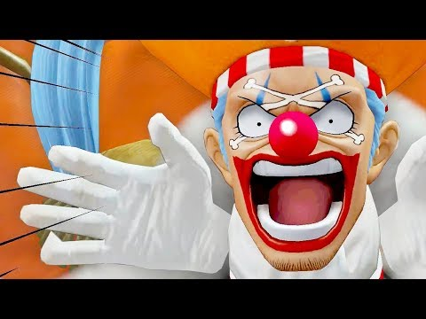 One Piece: Pirate Warriors 3 - 1-1 - Buggy the Clown