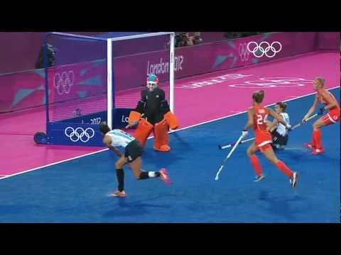 Netherlands Win Women's Hockey Gold - London 2012 Olympics