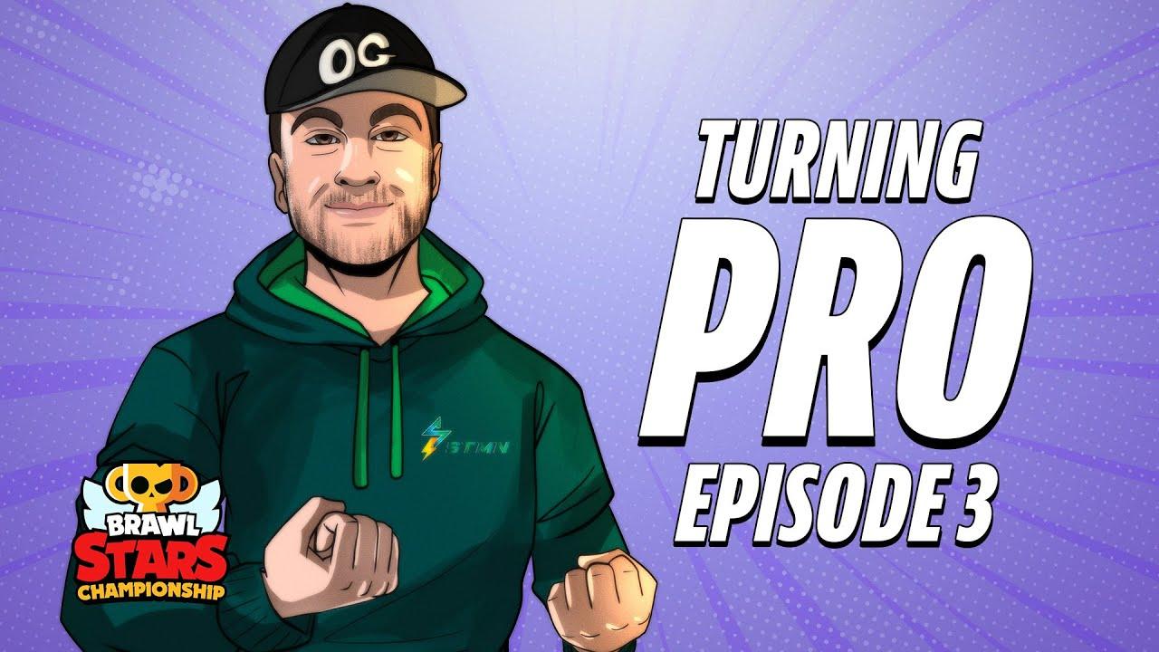 Turning Pro: Episode 3