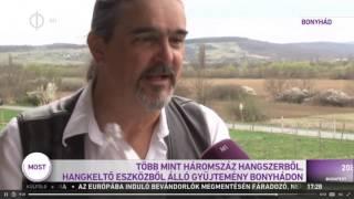 M1 TV interjú Kovács Gábor muzsikussal