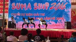 [Showcase] Khó team | Suma Dance 2016