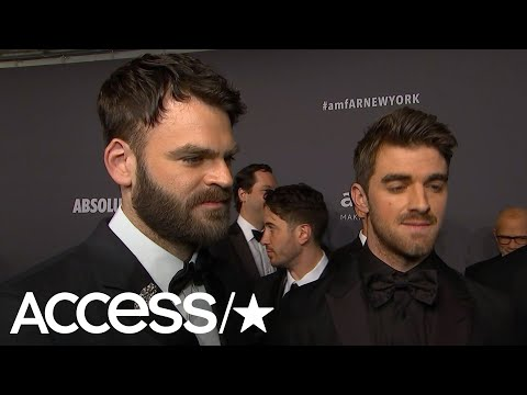 The Chainsmokers Reveal They're Going To Wyoming To Write New Music | Access
