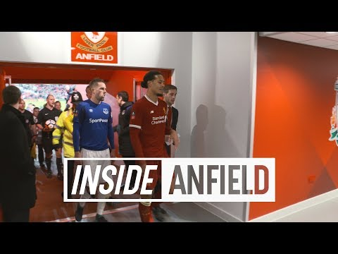 Inside Anfield: Liverpool 2-1 Everton | Tunnel Cam