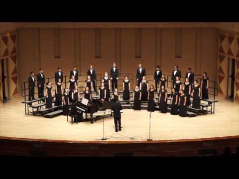 Follow the Drinking Gourd - Stacey V. Gibbs - Clovis East Timberwolf Chorus