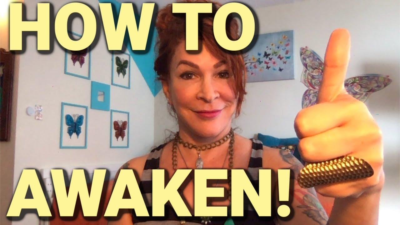 VIDEO:How Do I Have A Spiritual Awakening?