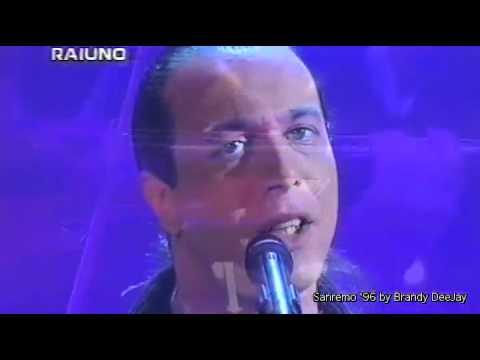 FEDERICO SALVATORE - Sulla Porta (Sanremo 1996 - Prima Esibizione - AUDIO HQ)