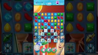 Candy crush Soda Saga Level 1155
