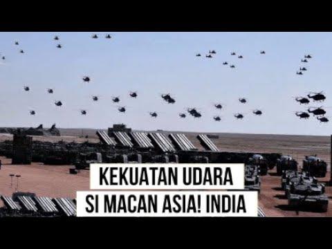 [FULL] Kekuatan Angakatan Udara INDIA