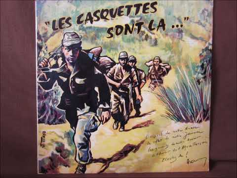 French Paratroopers - Les Casquettes Sont Là... (1959, Algerian War/الثورة الجزائرية) - Full Album
