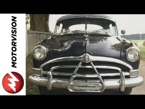 Modne ubrania Hudson Hornet - YouTube OY32