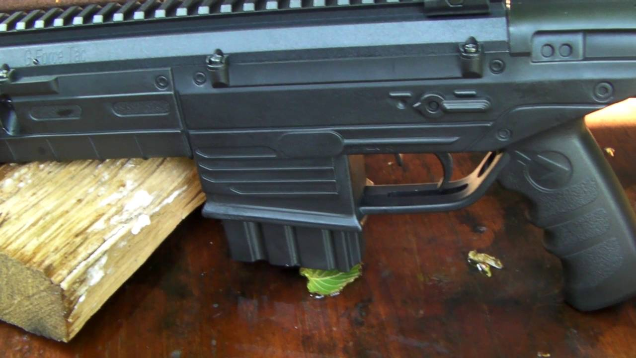 Gamo G-Force Tac 4,5 mm Druckluftwaffe/WPU/ZT