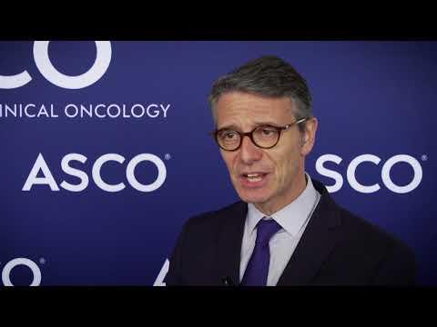 Arnaud Méjean, ASCO 2018 – Cytoreductive nephrectomy and the CARMENA trial