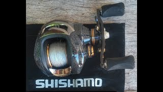 Review of the Shishamo LB200 Fishing Reel, purchased from the Gearb...