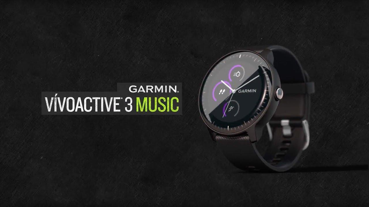 Garmin vívoactive® 3 Music   Smartwatch con GPS