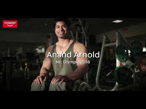 Get started with a smile - Anand Arnold
