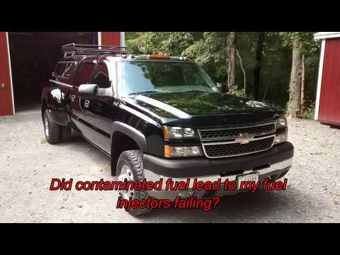 Did contaminated fuel cause my fuel injectors to fail?