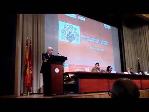UNIVERSIDAD COMPLUTENSE DE MADRID. CONFERENCIA CONGRESO INTERNACIONAL DE SEGURIDAD.
