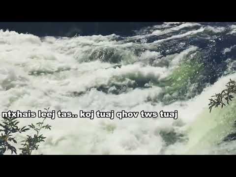 Kheev Lam Koj Yog Id Rev Paj ( karaoke/instrumental ) Laj Tsawb 2018 - vuongphu   MV Audio