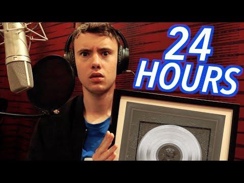 I Made A Platinum Album in 24 Hours...