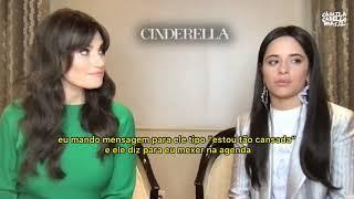 LEGENDADO: Camila Cabello e Idina Menzel em entrevista de Cinderella