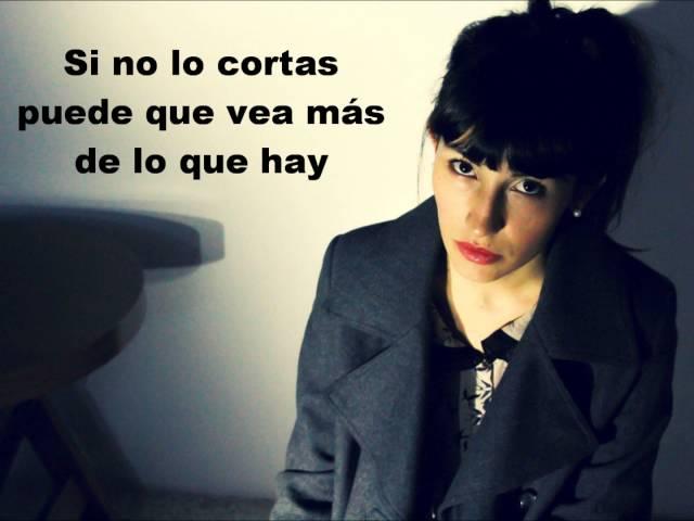 Daniela Spalla - Si No Lo Cortas (Letra)