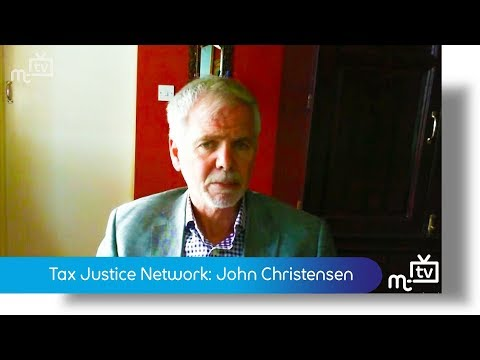 Tax Justice Network: John Christensen