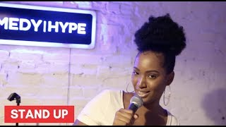 Marriage Is Like Your Favorite Food - Jasmine Talley   Stand Up Comedy