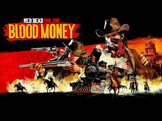 Red Dead Online - Bande annonce de la mise à jour Prix du sang