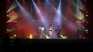Japan Expo 2015  Samurai Performance Team 侍殺陣パフォーマンスチーム偉伝或〜IDEAL〜
