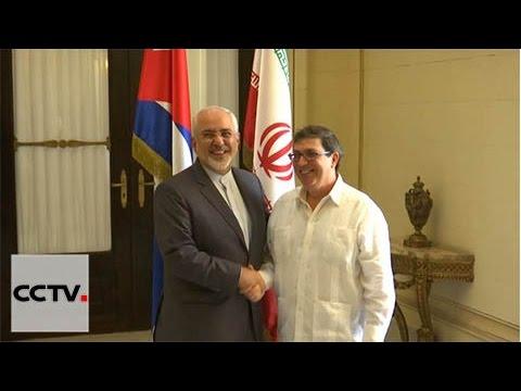 Iranian FM begins Latin America tour in Havana
