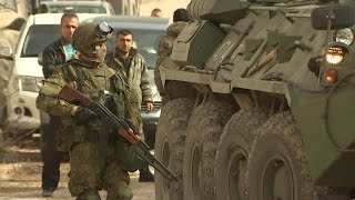 How Russian brute force is changing the Syrian conflict | ITV News