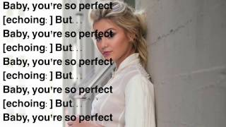 olivia holt - history (official lyrics video)