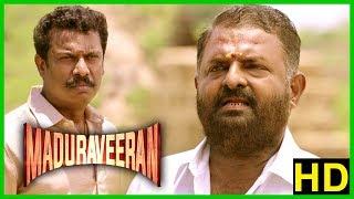 Tamil Movies 2018   Madura Veeran Movie Scenes   Shanmuga Pandian Realise Thenappan Is The Culprit