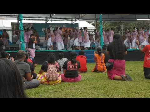 Samoan Students Association 2017 - USP Laucala Campus Open Day Performance