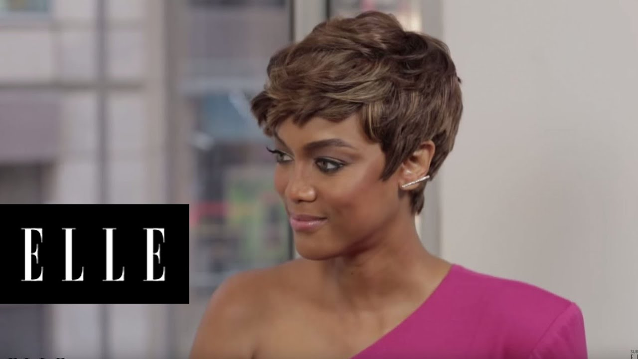 facial expressions | tyra banks university | elle - youtube