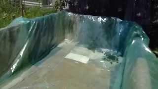 Как построить бассейн своими руками (фото и видео)