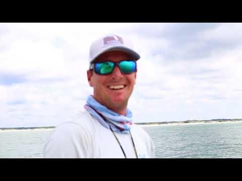 A Fun Day Tarpon Fishing In Destin Florida With Emerald Coast Outfitters.