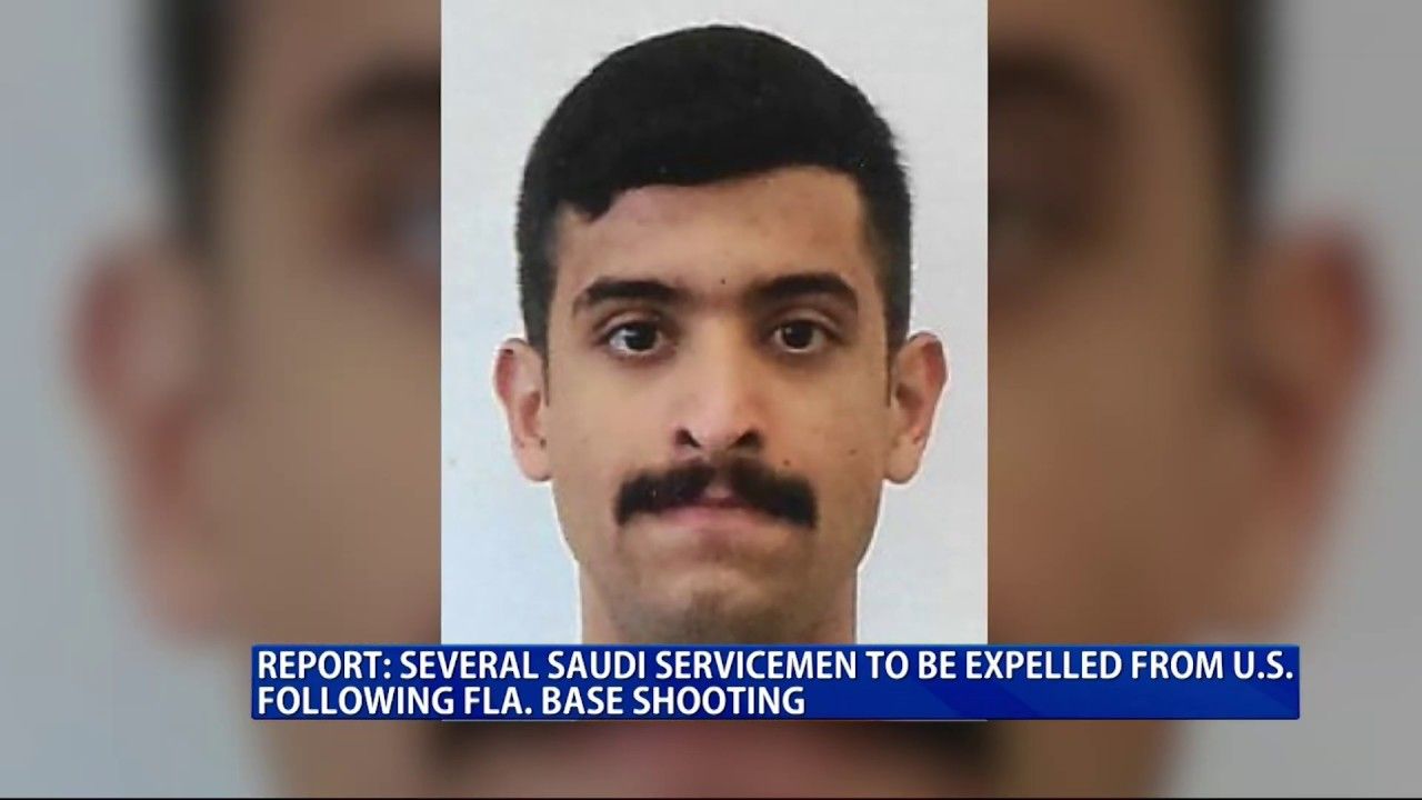 Report: Several Saudi servicemen to be expelled from U.S. -OAN