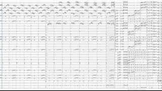 久石譲作曲の映画「紅の豚」劇中曲であるMadnessを吹奏楽に編曲ました。アーティキュレーションは一部無視しています。