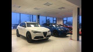 Alfa Romeo Stelvio - обзор и тест-драйв