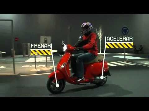 aprende a conducir moto Fundación MAPFRE