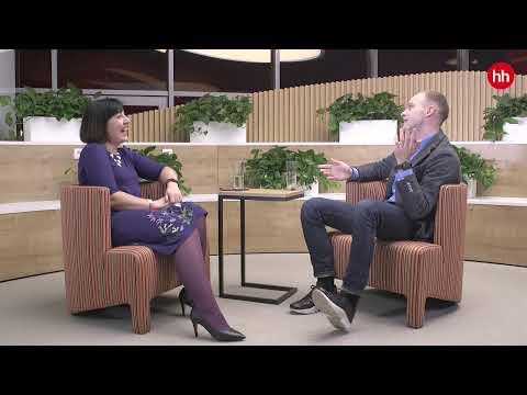 «Отвечу за HR» с Еленой Лондарь. Гость Андрей Будаев, HR-директор Учи.ру