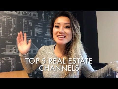 Top 5 Real Estate Channel you should follow