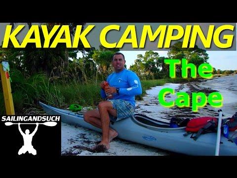 Solo Kayak Camping Cape San Blas