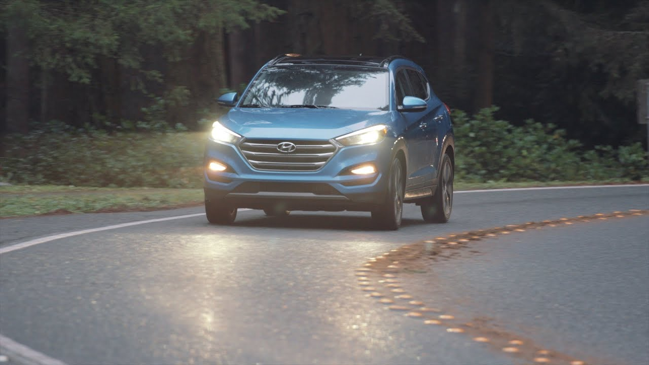 2016 Hyundai Tucson Limited Awd Ultimate Review Autonation Youtube