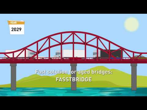 <p>Fast and effective solution for steel bridges life-time extension: FastBridge (anglais)</p>
